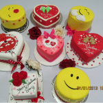 Cakes for love…The perfect gift for St. Valentine's day:PART2